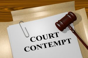 Central Florida, Contempt of Court Lawyer