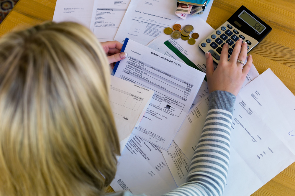 Overwhelmed with bills? It might be time to file for bankruptcy